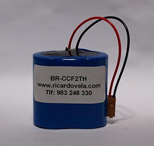 ricardovela - Batería br-ccf2th para Robot fanuc brccf2th a06b-0073-k001 a98l-0001-0902