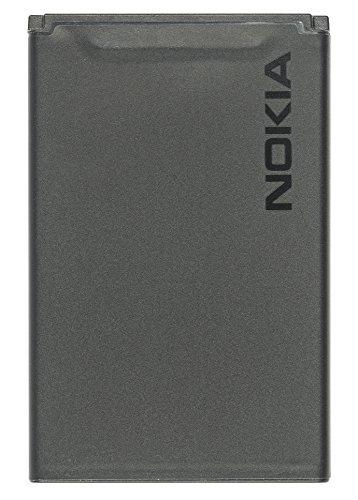 Batteria originale Nokia BL-4C con 3,7 Volt, 860 mAh, agli ioni di litio