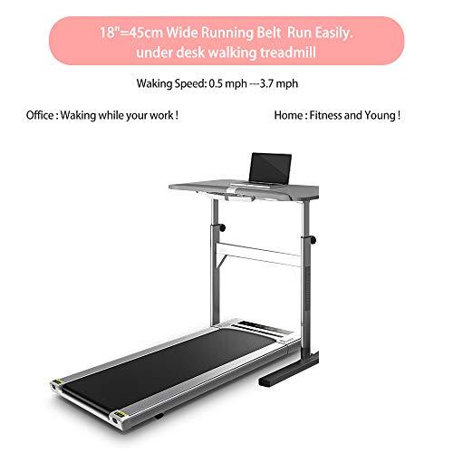 Rhythm Under Desk Folding Treadmill