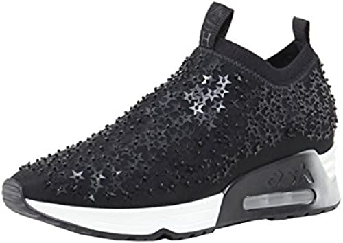 ASH Footwear Schuhe Schuhe Schuhe Lighting Turnschuhe SchwarzDamen  authentisch