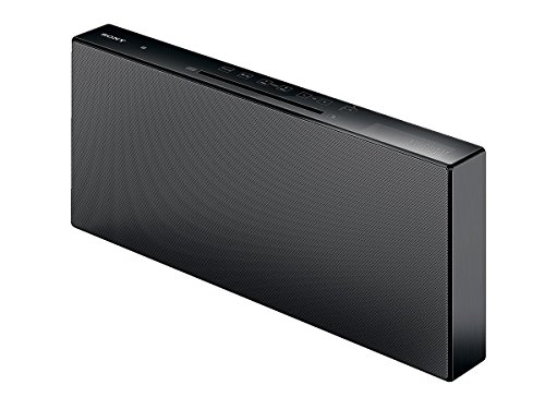 Sony Multi-Connect Components CMT-X5CD: Bluetooth / FM / AM / FM Wide Correspondence Black CMT-X5CD B
