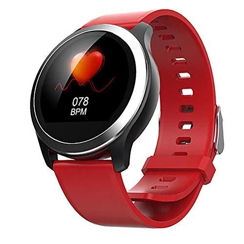 Reloj Inteligente IP67 Impermeable Hombres Y Mujeres Actividad Fitness Tracker Monitor De Ritmo Cardíaco Monitor De Sueño Pulsera Deportiva Para Ios Android-A-AND