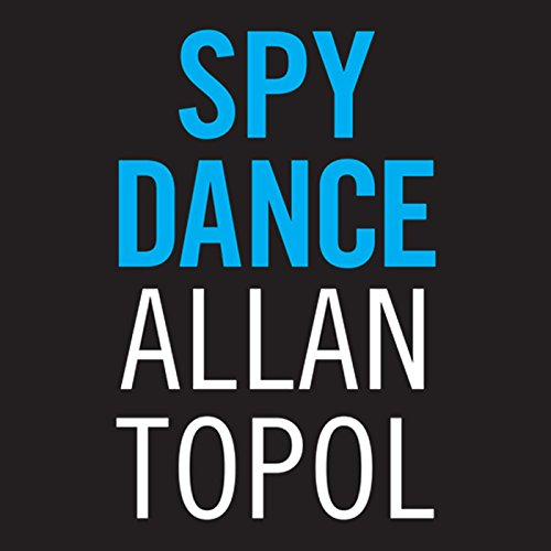 Spy Dance audiobook cover art