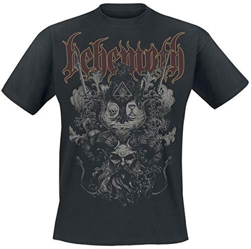 Behemoth Herald Männer T-Shirt schwarz L