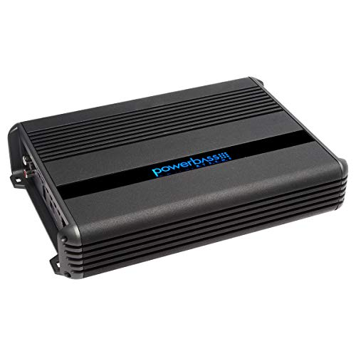 Why Should You Buy PowerBass XMA 1,000 Watt 4 Channel Compact Amplifier