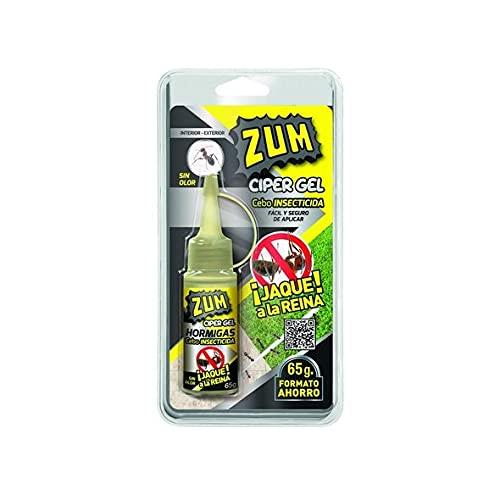 Zum Ciper Gel Cebo Insecticida Hormigas 65 Gramos 90 g