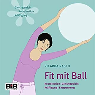 Fit mit Ball Titelbild
