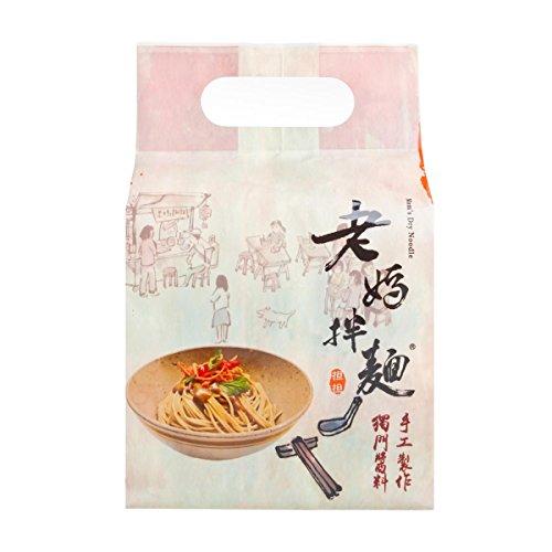 Mom's Dry Noodle Dan Dan Noodle – Taiwan 4 Packs