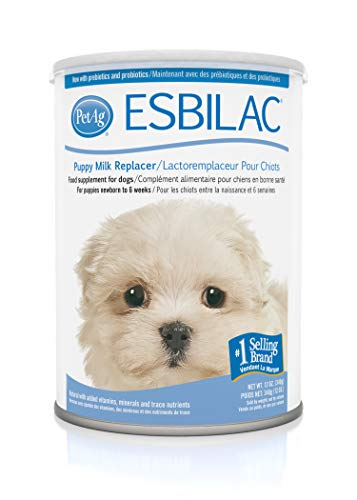 Esbilac Powder Milk Replacer for Puppies & Dogs 12oz