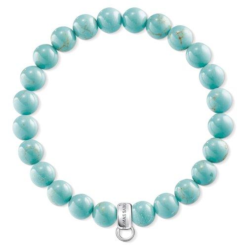 THOMAS SABO Damen-Armband 925 Silber 15.5 cm - X0213-404-17-L15,5