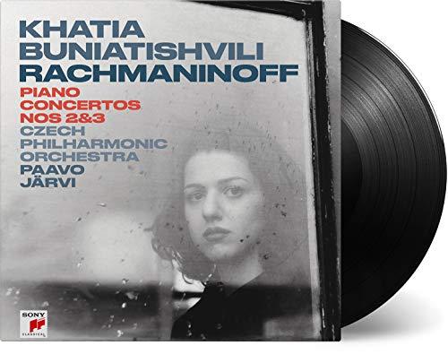 Rachmaninoff Piano Concertos [Vinyl LP]