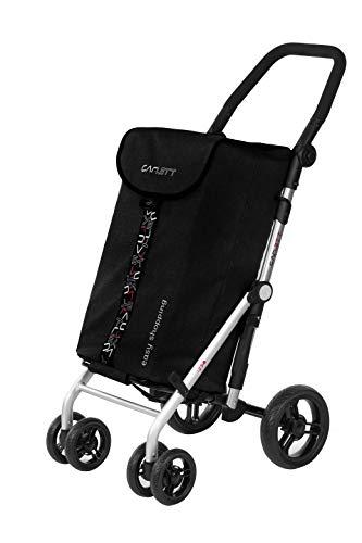 Carlett Carro DE LA Compra Lett 450, Nueva Coleccion 2020, Negro,