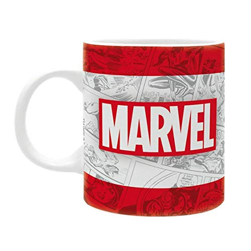 ABYstyle - Marvel - Tasse - 320 ml - Logo Classic