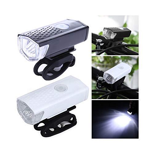 Fahrrad Frontlicht Fahrrad Licht USB Aufladen LED Fahrrad Fahrrad Licht Fahrrad Zubehör