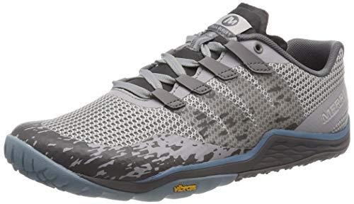 Merrell Women's Trail Glove 5 Sneaker, paloma, 08.0 M US