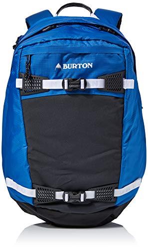 Burton Unisex– Erwachsene Day Hiker Daypack, Classic Blue Ripstop