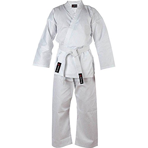 Traje de Karate Japan Cotton Top de Calidad Martial Arts Student Uniform Speedster (3/160 cm)