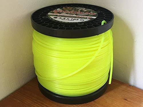 Filo per decespugliatore, filo di nylon, filo per falciatura – Tamburo 4,4 mm x 165 m