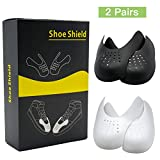 2 Pairs Anti-Wrinkle Shoes Protector Toe Box Against Shoe Creases, Prevent Sports Shoes Crease for Women's 5-8