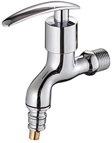 Kraankraan Messing Wasmachine Automatische Detachment Water Stop Automatische Pulsator Roller Universele Tap Bibcocks