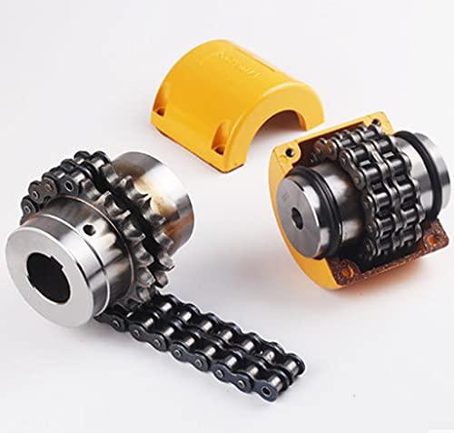 KC6020 Roller Chain Coupling, (2pcs/lot) Sprocket Coupling