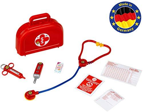 Theo Klein 4420 Doktorköfferchen, Halbrund, Klein, Spielzeug