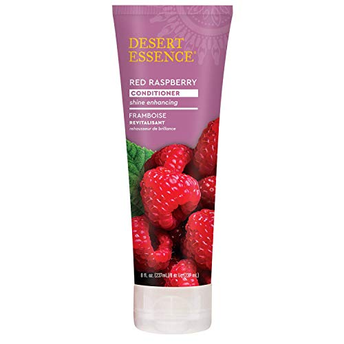 Desert Essence - Après-Shampoing à la Framboise Rouge - 250 ml