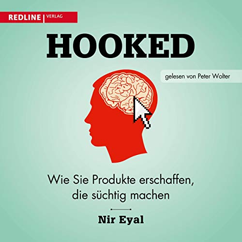 Hooked (German version) audiobook cover art