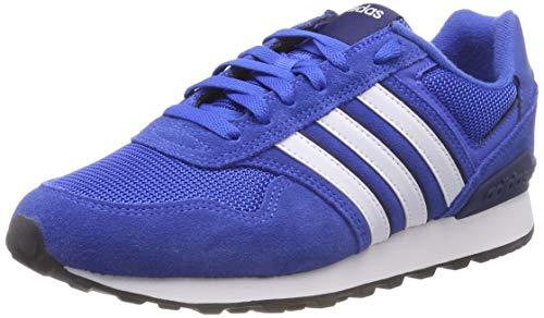 zapatilla adidas azul 44