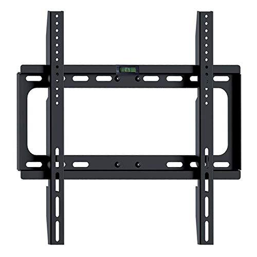 WWZZ Montaje en la Pared de TV Universal, Adecuado para la mayoría de los Soportes de Montaje de TV de Plasma LED de 26-55 Pulgadas con Capacidad de Carga de 400x400 mm y 110 lbs (Color : Zx308)