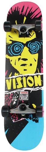 Vision Imaginary Psycho–Skateboard (80x 19,9cm)
