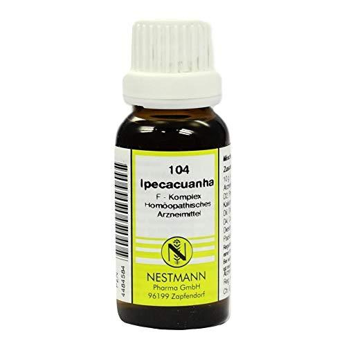Ipecacuanha F Komplex Nr. 104, 20 ml Dilution