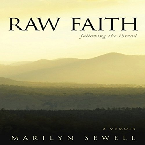 Raw Faith audiobook cover art