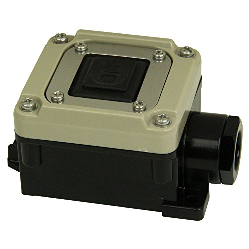 春日電機 操作用押ボタン開閉器 強力防雨形 WBST221ON