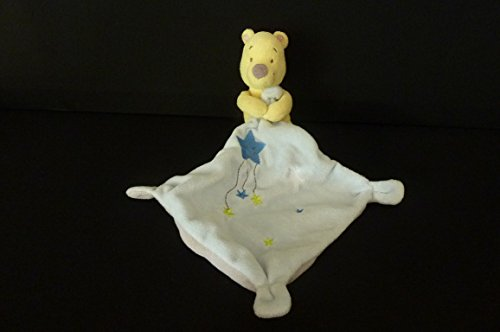 DOUDOU WINNIE L'OURSON AVEC MOUCHOIR DISNEY 1780776 41