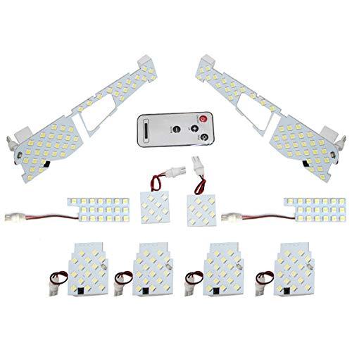 トヨタ ヴェルファイア 30系 LEDルームランプ ホワイト 3chip SMD LEDァイア 30系 アルファード 3