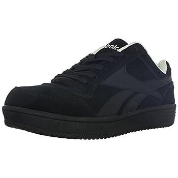 Reebok Work Men s Soyay RB1910 Safety Shoe,Black Oxford,10 M US
