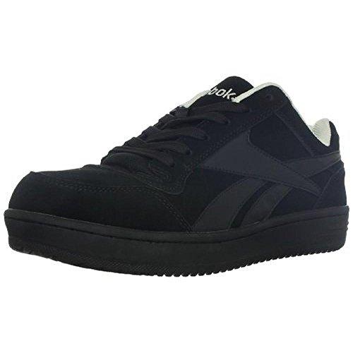 Reebok Work Soyay RB1910 Skate Style Eh Zapatos de Seguridad para Hombre, Color Negro, Talla 42.5 EU