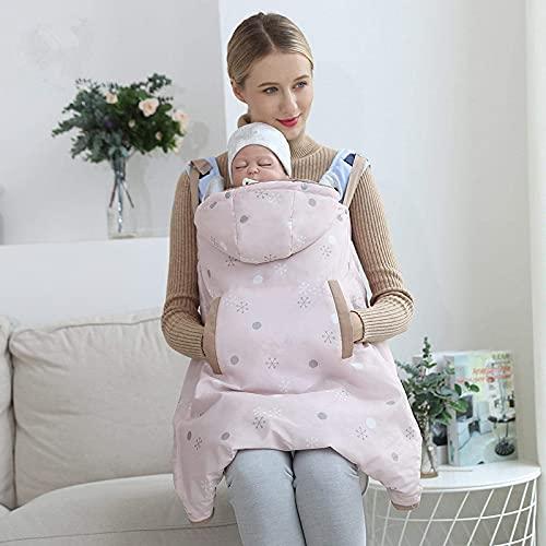 Baby Carrier Winter Baby Sling Cover Outdoor Thicken Lengthen Cloak Waterproof Windproof wrap Sleeping Bag Baby Accessories WDH666