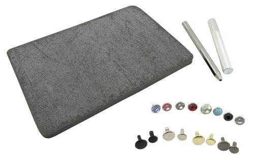 Springfield Leather Company's Decorative Rivet & Crystal Rivet Set Kit