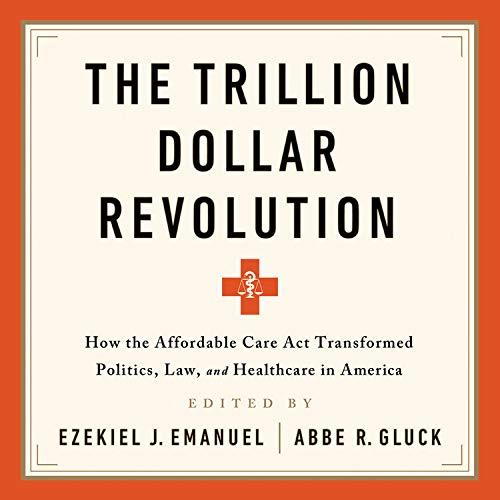 Couverture de The Trillion Dollar Revolution