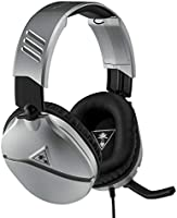 Turtle Beach Recon 70 Gaming Headset - Silver (Multi)