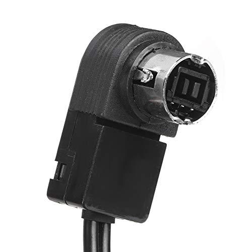 Cable del receptor de Bluetooth, adaptador AUXILIAR anticorrosión para Mp3 para el teléfono