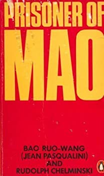 Paperback Prisoner of Mao Book