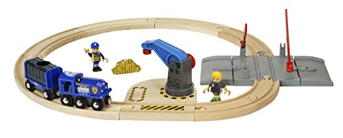 Brio World 33812 Circuit Police