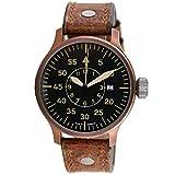 Aristo Herren Uhr Armbanduhr Vintage Erbstück Fliegeruhr Automatik 0H19A