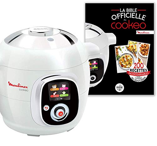 Moulinex CE704110 Multicuiseur Intelligent Cookeo 6L 7 Modes...