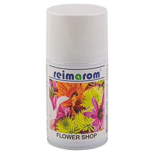 Raumduft Flower Shop für Aerosol Duftspender 250 ml mit Profi Geruchsvernichter Made in Germany