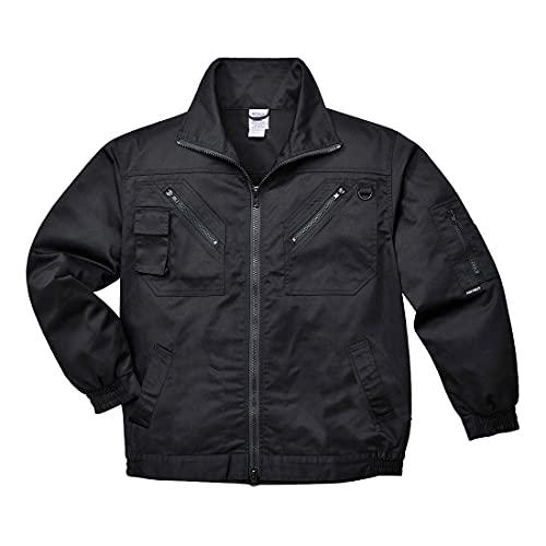 Portwest S862 – Action de la veste, XL, noir