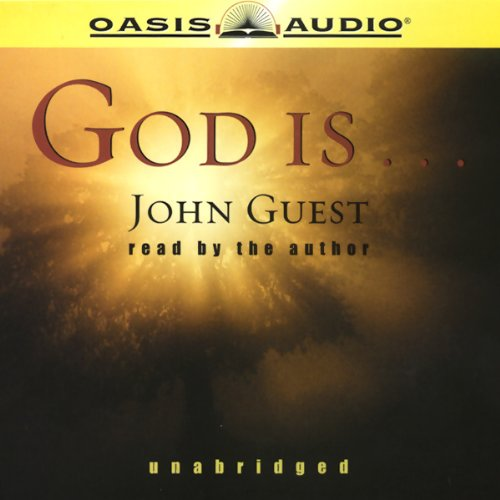 God Is... audiobook cover art